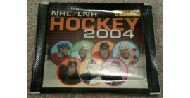 2004 Panini Unopened (with 5 stickers inside) NHL sticker pack