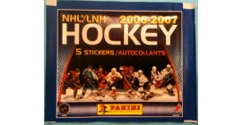 2006 Panini EMPTY (No stickers inside) NHL sticker pack