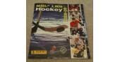 2008 Panini NHL Hockey Sticker Album Washington Capitals Cover