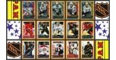 2009 Panini NHL Hockey Stickers Set of 364 E Karlsson Tavares Duchene Rookie