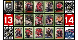2013 Panini NHL Hockey Stickers Complete Set of 358 Yakupov Huberdeau Rookie