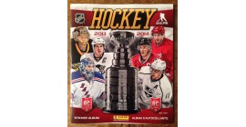 2013 Panini NHL Hockey Sticker Album Sidney Crosby Cover