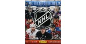 2014 PANINI NHL Hockey Sticker Unused Album Sidney Crosby, Alex Ovechkin, Nathan MacKinnon on Cover