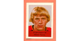 1974 Loblaws #9- Flames Jerry Byers (10)
