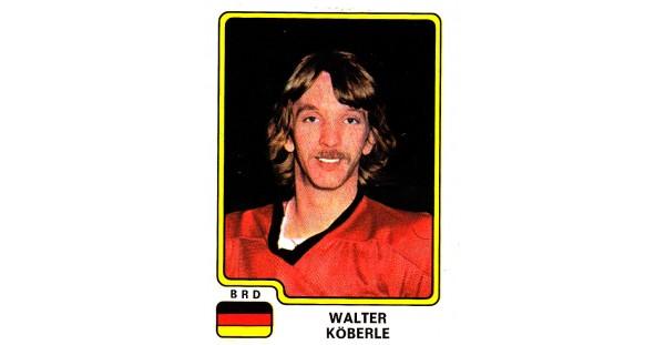 1979 PANINI #111-Walter Koberle