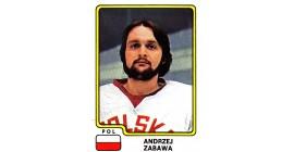 1979 PANINI #132-Andrezei Zabawa