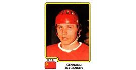 1979 PANINI #145-Gennady Tsygankov