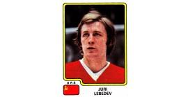 1979 PANINI #156-Yuri Lebedev