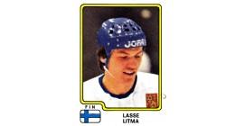 1979 PANINI #169-Lasse Litma