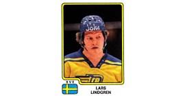 1979 PANINI #191-Lars Lindgren