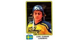 1979 PANINI #198-Lars-Gunnar Lundberg