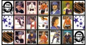 1981 O-Pee-Chee NHL Hockey Sticker Complete Set of 269 Denis Savard Jari Kurri Rookie