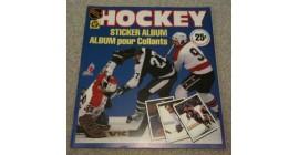 1981 O-Pee-Chee NHL Hockey Sticker Unused Album Wayne Gretzky Darryl Sittler Guy Lafleur on Cover