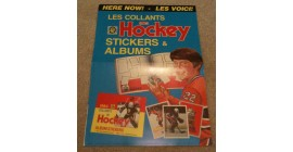 1983 3rd Year O-Pee-Chee NHL Sticker Case Topper Poster
