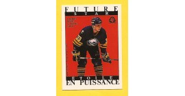 1989 O-Pee-Chee Back Cards #4-Benoit Hogue