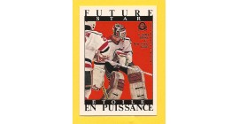 1989 O-Pee-Chee Back Cards #8-Sean Burke