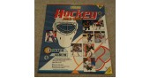 1993 Panini NHL Hockey Sticker Album Patrick Roy Cover