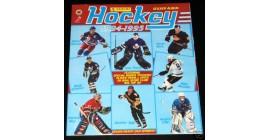 1994 Panini NHL Hockey Sticker Album Patrick Roy Cover