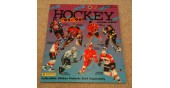 1995 Panini NHL Hockey Sticker Album Martin Brodeur Cover