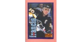 1998 PANINI #49-Ron Francis