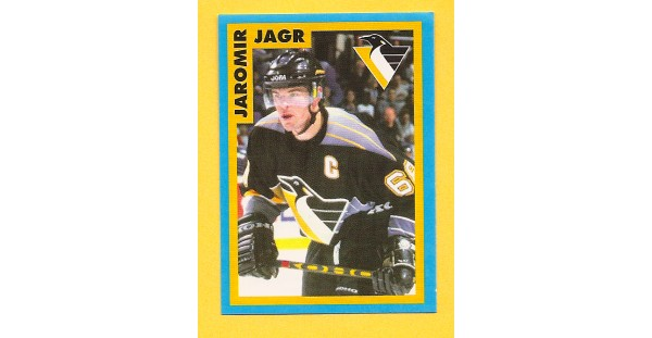 1999 PANINI #3-Jaromir Jagr