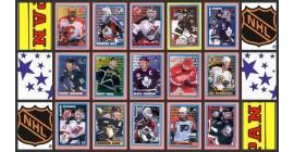 1999 Panini NHL Hockey Stickers Complete Set of 360 Lecavalier Thornton Rookie
