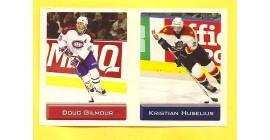 2003 Sports Vault Top Up To 600 Pieces #47-Kristian Huselius