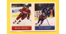 2003 Sports Vault Top Up To 600 Pieces #86-Mark Messier