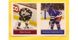 2003 Sports Vault Top Up To 600 Pieces #89-Darius Kasparaitis
