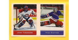 2003 Sports Vault Top Up To 600 Pieces #90-Mike Richter