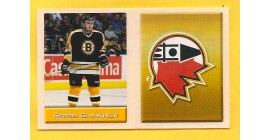 2003 Sports Vault Top Up To 600 Pieces #92-Shoulder Logo