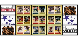 2003 Sports Vault Version 1 Stickers Complete Set of 300 Gaborik Kovalchuk Rick Nash Rookie