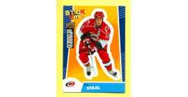 2009 Stick'Ums Upper Deck Collector's Choice  #5-Eric Staal