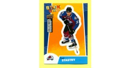 2009 Stick'Ums Upper Deck Collector's Choice  #8-Paul Stastny