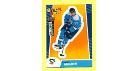2009 Stick'Ums Upper Deck Collector's Choice  #23-Evgeni Malkin