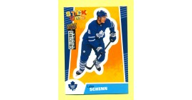 2009 Stick'Ums Upper Deck Collector's Choice  #27-Luke Schenn