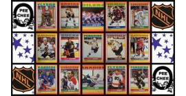 2012 O-Pee-Chee NHL Hockey Sticker Set of 100
