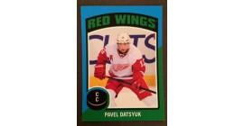 2014 O-Pee-Chee #98- Pavel Datsyuk