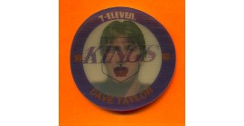 1984 7-Eleven Discs #55-Dave Taylor
