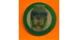 1984 7-Eleven Discs #57-Sylvain Turgeon