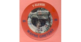 1984 7-Eleven Gretzky Promo #99-Wayne Gretzky