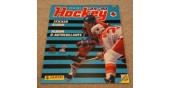 1989 Panini NHL Hockey Sticker Album Bobby Smith Cover