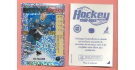 1992 PANINI French #K-Pat Falloon
