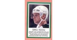 1997 Gatorade #9-Saku Koivu