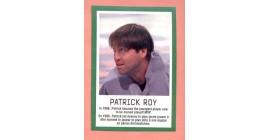 1997 Gatorade #18-Patrick Roy