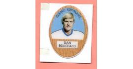 1983 Funmate Puffy #9-Dan Bouchard
