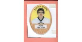 1983 Funmate Puffy #86-Pete Peeters