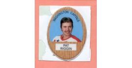 1983 Funmate Puffy #94-Pat Riggin