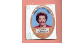1983 Funmate Puffy #96-Larry Robinson