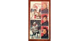 1987 Vachon Canadiens Panel #38 (7480)
